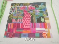 Let's Fall In Love-o'brien Gonzales/shirley-handpainted Needlepoint Canvas