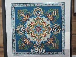 Susan Treglown G-535 Hand Painted Needlepoint Canvas SQ