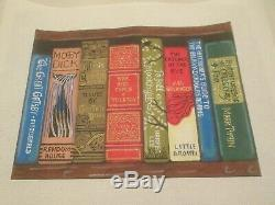 The Classics Novels-alice Peterson-handpainted Needlepoint Canvas